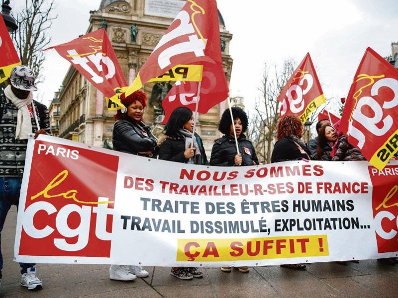 Quotas : la CGT totalement opposée à cette logique de tri sélectif des migrants