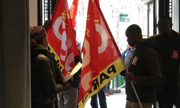 Victoire totale des travailleurs sans-papiers de Kenzo, Ladurée et Angelina !
