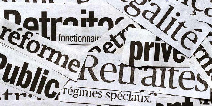 Reforme des retraites: un projet régressif.