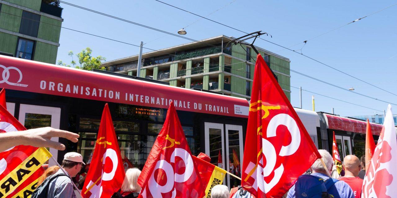 Du droit international gagné pour les travailleur.se.s !