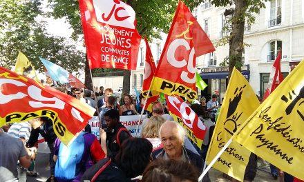 La CGT au rassemblement unitaire du 16 juillet contre le CETA