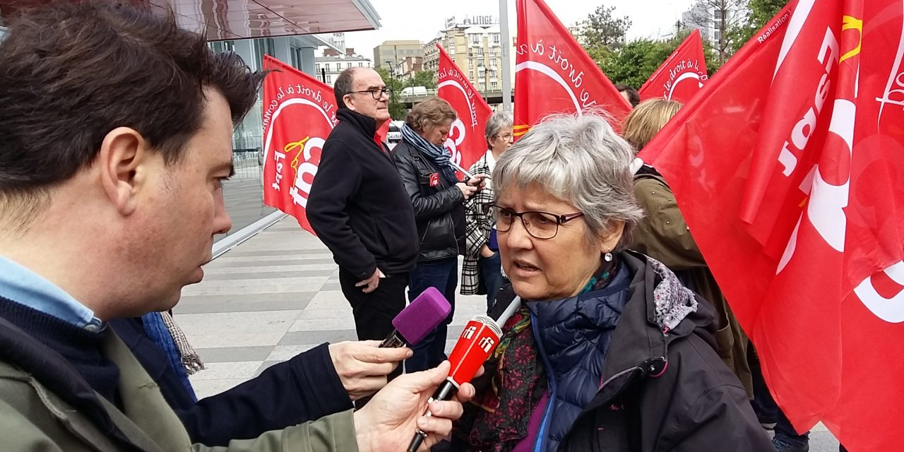 Jeudi 11 juillet : rassemblement le dernier jour du procès « France Télécom »