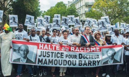 En mémoire de Mamoudou Barry, victime d'un meurtre raciste : plus jamais ça !