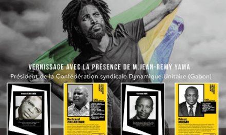 Vernissage de l'exposition sur le Gabon, mardi 10 septembre, midi, au siège de la CGT, Montreuil
