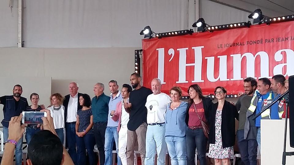 L'UD CGT de Paris vous souhaite une bonne fête de l'Huma !