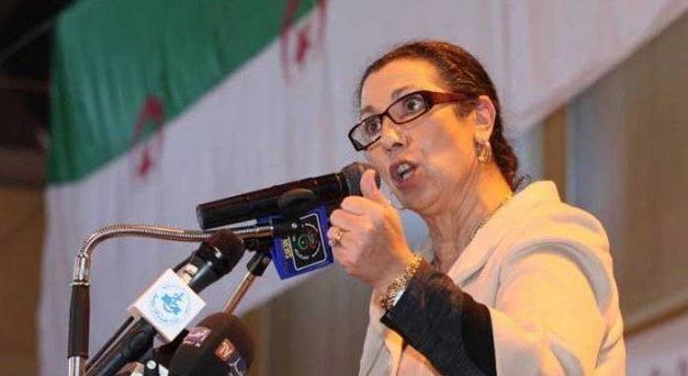 Très lourde condamnation de Louisa Hanoune,  rassemblement demain 26 septembre devant l'ambassade d'Algérie !
