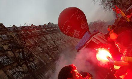 Mardi 10 décembre : amplifions la mobilisation !