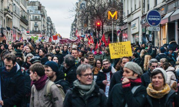 On étend le mouvement et on tient bon jusqu'au retrait ! Nouvelles manifestations les 14 et 16 janvier.