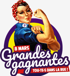 8 mars : marche des grandes gagnantes !