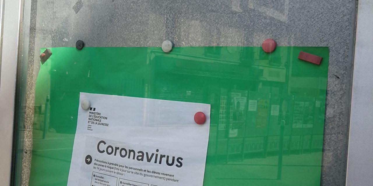 Pour faire face au « coronavirus » : débloquer des moyens, protéger les salariés, respecter le droit au travail