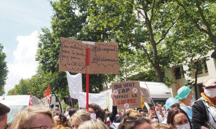 30 juin : toutes et tous à la manifestation pour une santé de haut niveau !