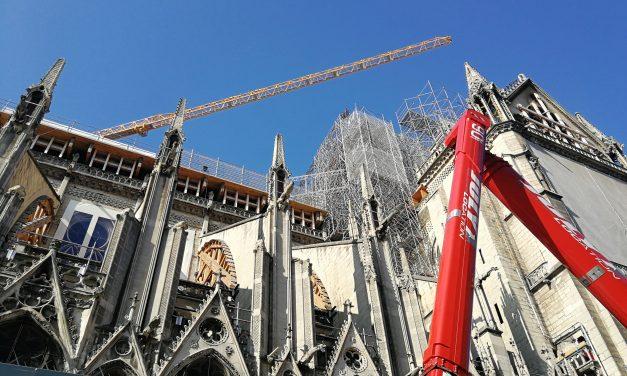 Non à l'emploi du plomb  dans la reconstruction de la cathédrale !
