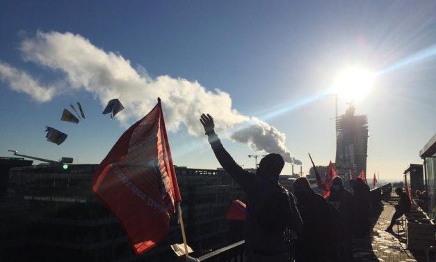 DPE Ville de Paris : grève, occupation… la lutte paye !