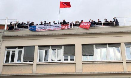 GRDF : Les gazier•es parisien•nes montent la pression