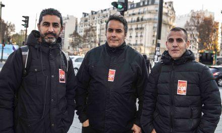 RATP : l'inspection du travail refuse le licenciement d'Alexandre El Gamal !