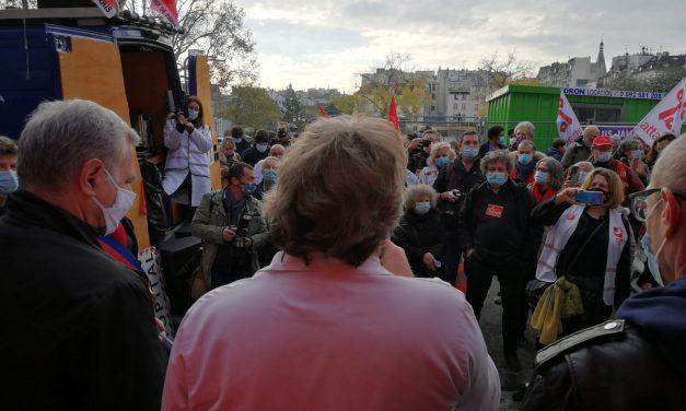 Hôtel-Dieu : Pour les urgences, nouveau rassemblement