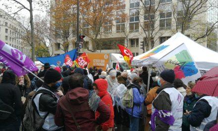 Secteur social & médico-social : nouvelle grève le 15 décembre