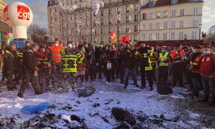 EDF-GDF, 100 % public : tou•tes en grève et dans l'action pour un service public de l'énergie