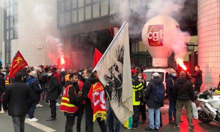 Transports en Île-de-France : mobilisation contre la privatisation