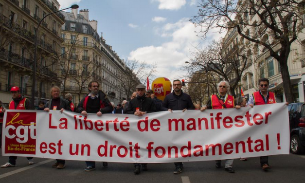 Manifester au temps du confinement ? Nos droits !