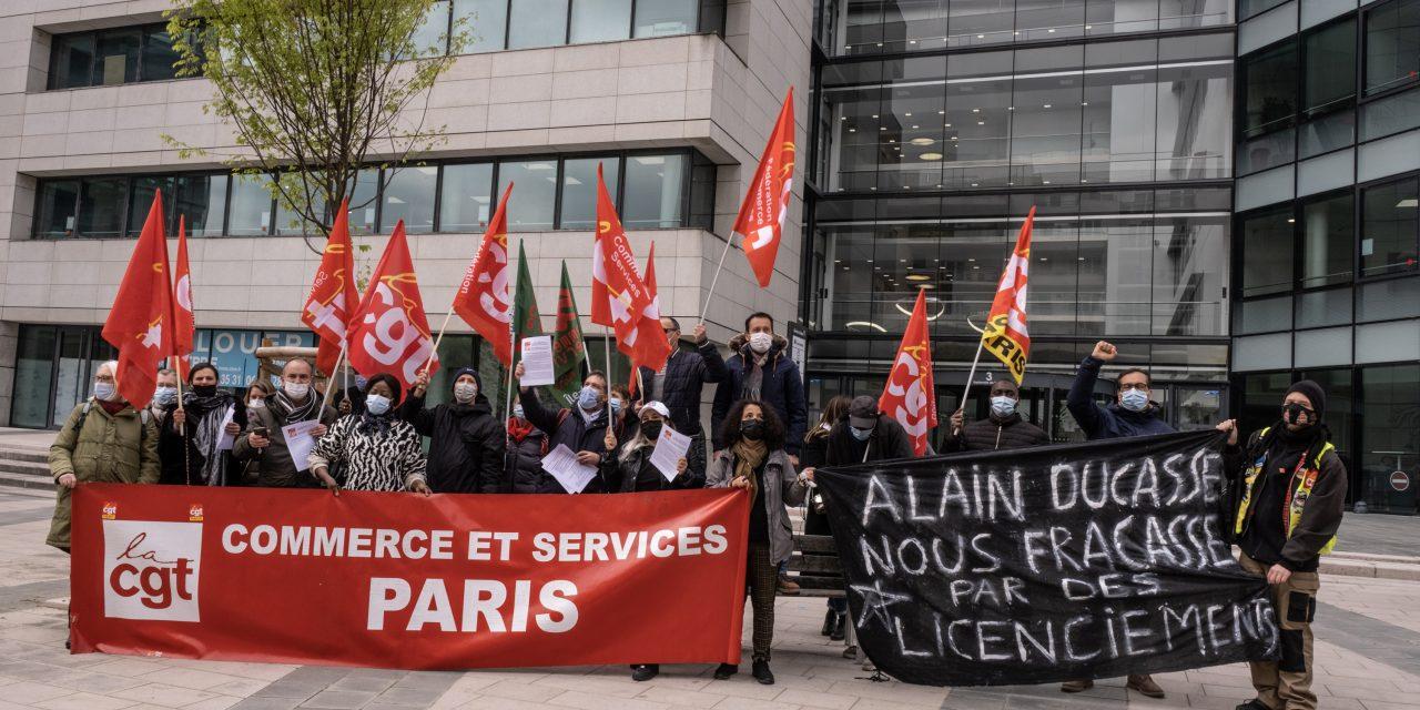 Licenciements à Ducasse Paris : le coup de force du groupe