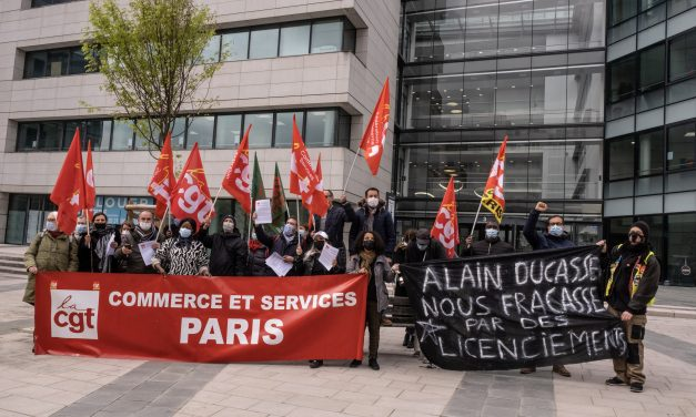 Licenciements à Ducasse Paris : le coup de force du groupe
