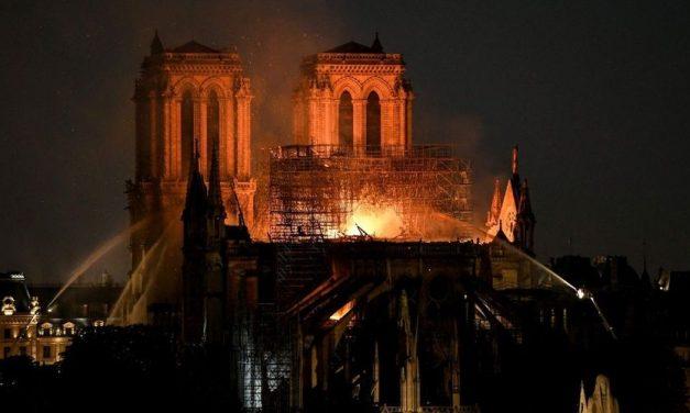 Deux ans après l'incendie de Notre-Dame de Paris, le plomb menace toujours travailleur•ses et riverain•es